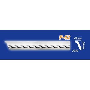Плинтус потолочный инжекционный Kenopol Р42