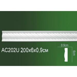 Молдинг полиуретановый AC202U