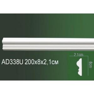 Молдинг полиуретановый AD338U