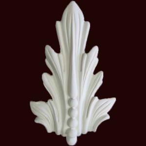 Декоративный элемент из гипса ди111