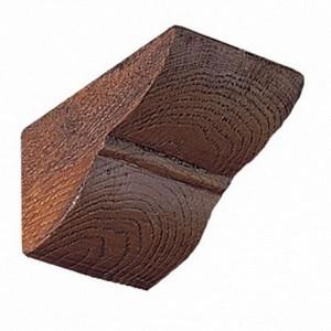Консоль Рустик ( дуб темный) 1700906