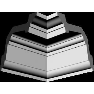 Уголки к потолочному плинтусу GP69