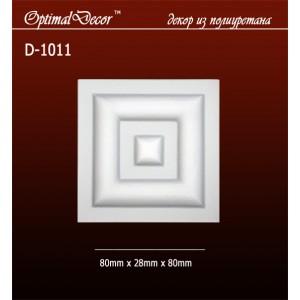 Дверной декор D1011 (83*28*83) OptimalDecor