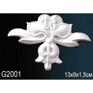 Фрагмент орнамента G2001 в Рязани