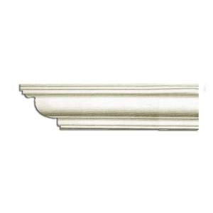Плинтус потолочный с гладким профилем K210