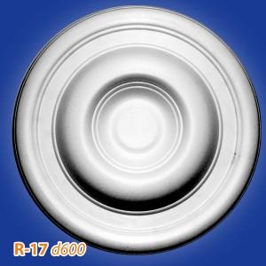 Потолочная розетка R17