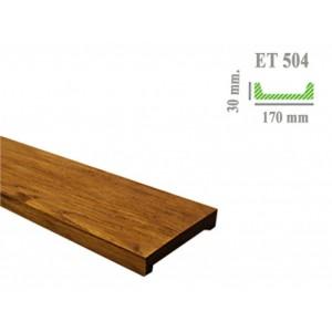Доска под дерево ET 504 (3м) светлая Classic