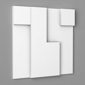 W102 Декоративная панель Cubi в Рязани