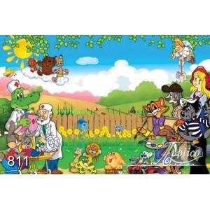 Фреска детские фр0811