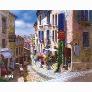 Фреска классический пейзаж фр1094