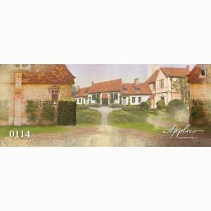 Фреска классический пейзаж фр114