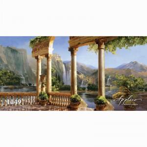 Фреска классический пейзаж фр1149