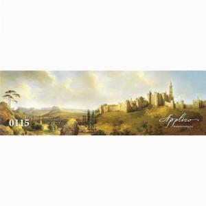 Фреска классический пейзаж фр115