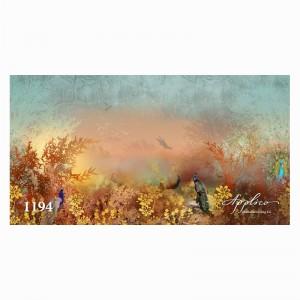 Фреска классический пейзаж фр1194