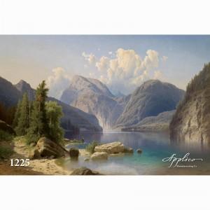 Фреска классический пейзаж фр1225