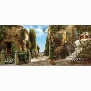 Фреска классический пейзаж фр1357 в Рязани