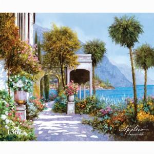 Фреска классический пейзаж фр1362 в Рязани
