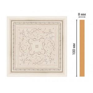 Вставка цветная 186-2-13 (100*100)