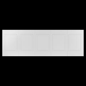Панель UW 510 Панель д/стен 5 филенок