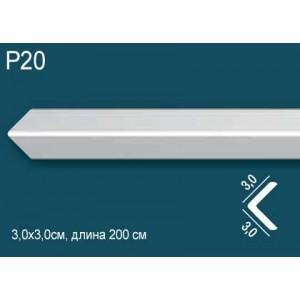 Карниз потолочный дюрополимер P20 в Рязани